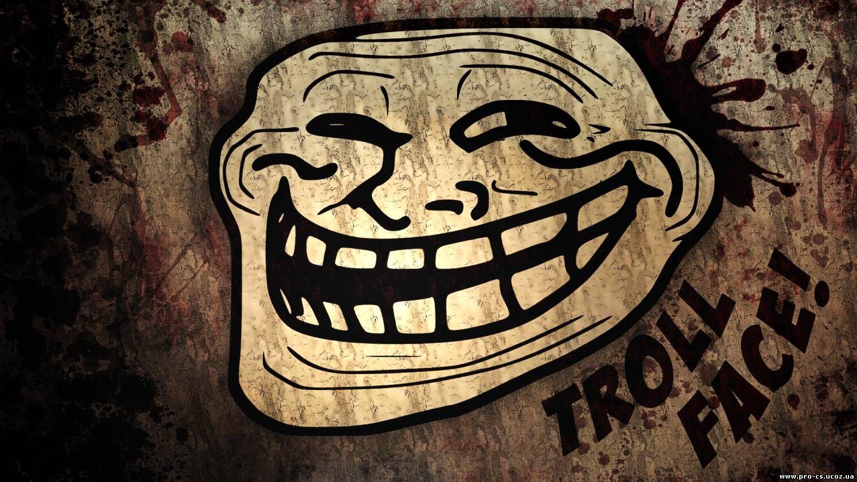 троллфейс лого: